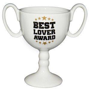 """Prijsbeker """"Best Lover Award"""""""