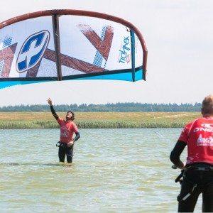 Privé cursus kitesurfen 2 personen - Friesland