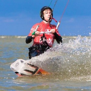 Privé cursus kitesurfen - Friesland