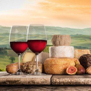 Proeverij in wijn en kaas - Utrecht