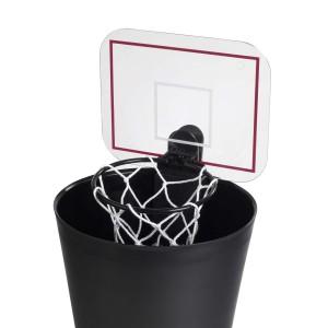 Prullenbak-basket met geluid!
