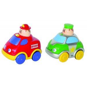 Push and Go – speelgoedauto's voor baby's