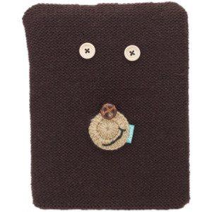 Qknits - tierische Strickhüllen fürs Tablet - Bär