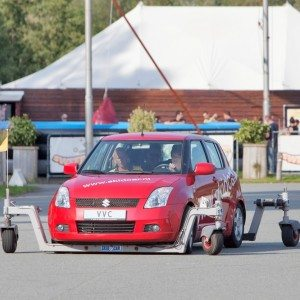 Rijvaardigheidstraining op 8 wielen 3 uur - Almere