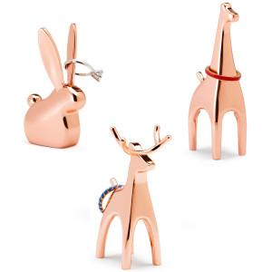 Ringhouder in dierdesign - handig accessoire