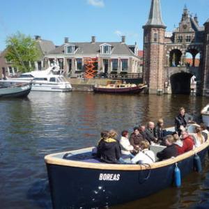 Rondvaart - Sneek