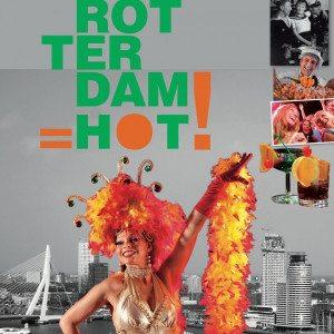Rotterdam is hot dinnershow - Rotterdam