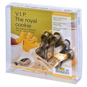 Royal Cookie - koekjes uitsteekvorm