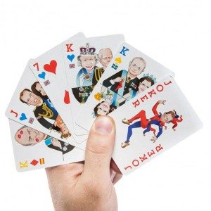 Royal Flush kaartenspel