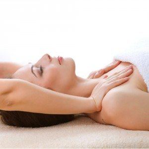 Rug, nek en schouder massage - Beverwijk
