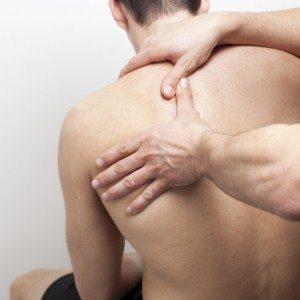 Rug, nek, schouder en benen massage - Beverwijk