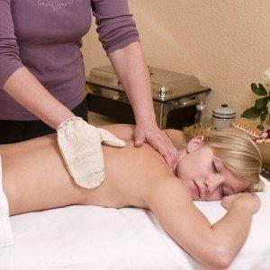Scrub rug behandeling - Beverwijk