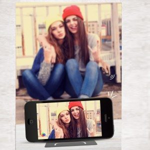 Selfie de luxe - bluetooth set