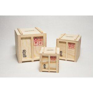 "Designerboxjes  ""Cargo"""