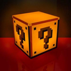 """Sfeerlamp """"Super Mario 8 bit"""""""