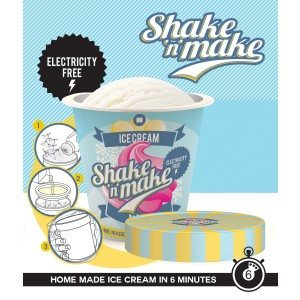 Shake & Make – de ijsmachine to go