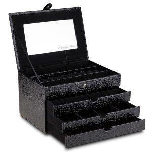 Sieradenkoffer met gravure