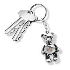 """Schlüsselanhänger """"Bär"""" mit Gravur"""