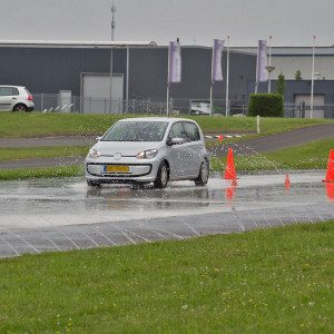 Slipcursus in Almere