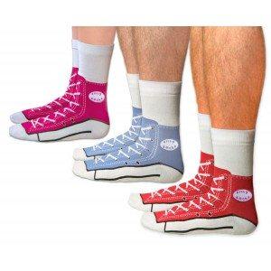 Sneaker sokken