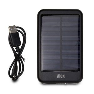 PERSONALIZED SOLAR POWER BANK