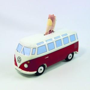 Spaarpot klassiek Volkswagenbusje