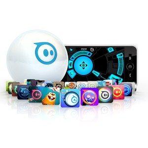 Sphero - Hightech bal voor smartphone