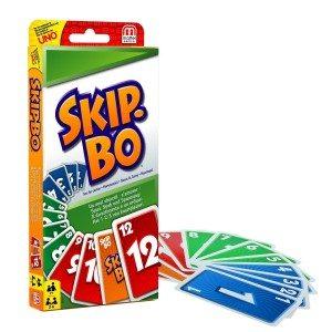 Spiel Skip-Bo