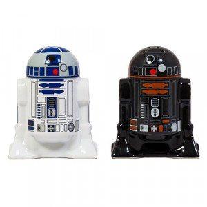 Star Wars: peper- en zoutstel R2-D2