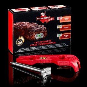 Steak Champ: vleesthermometer