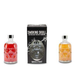 Sterke dranken in doodskopfles - origineel cadeau