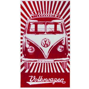 """Strandhanddoek """"Volkswagen-busje"""""""