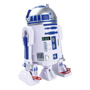 Star Wars: R2D2-Wecker