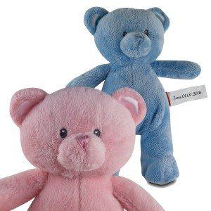 Teddybeer met naam