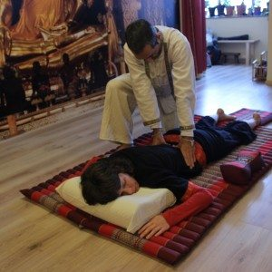 Thai Yoga Massage - Amsterdam