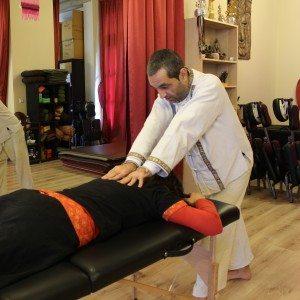 Thaise massage workshop op een tafel niveau 2 - Amsterdam
