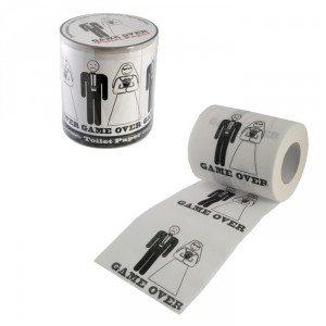Toiletpapier ''Game Over''