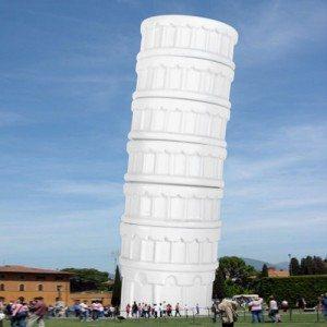 Toren van Pisa schalenset