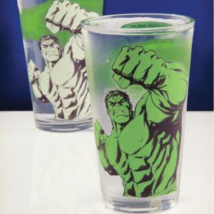 Toverglas met Hulk