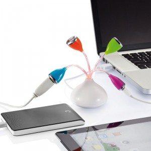 USB-hub ''Flower''