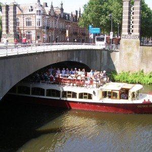 Vesting rondvaart met Bosschebol - Den Bosch