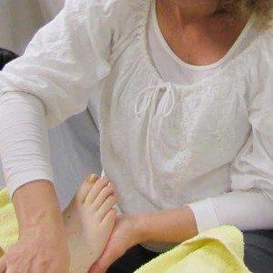 Voetreflex massage - Den Haag