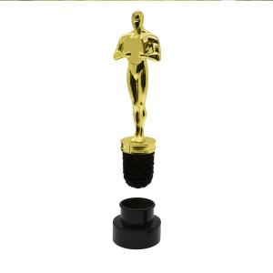 """Wc-borstel """"Award"""" - een grappig cadeau"""