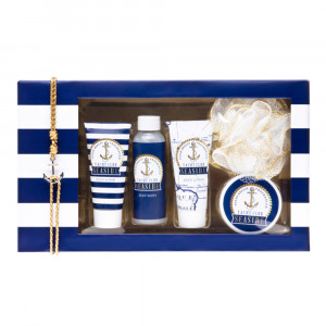 "Wellness-set ""Yacht Club Collection"""