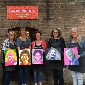Workshop Andy Warhol - Utrecht
