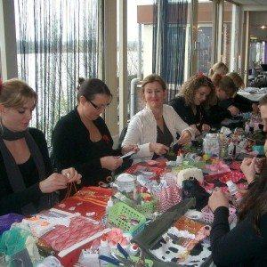 Workshop tassen pimpen - Tilburg