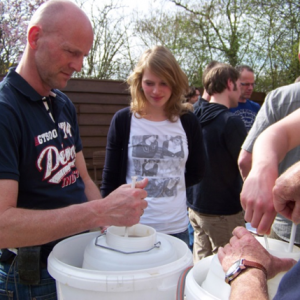 Workshop zelf bier brouwen - Meteren