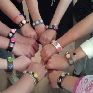 Workshops chunks armbanden maken - Tilburg