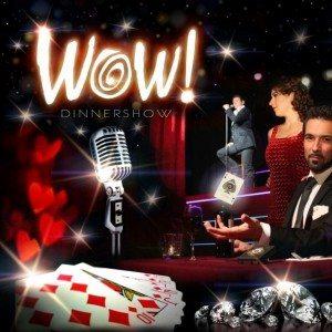 Wow dinershow - Breda
