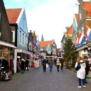 Zeilarrangement Volendam